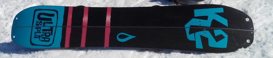 Location Split Board K2 Snowboard - Intersport Annecy - Epagny